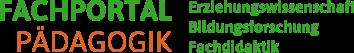 Logo Fachportal Pädagogik
